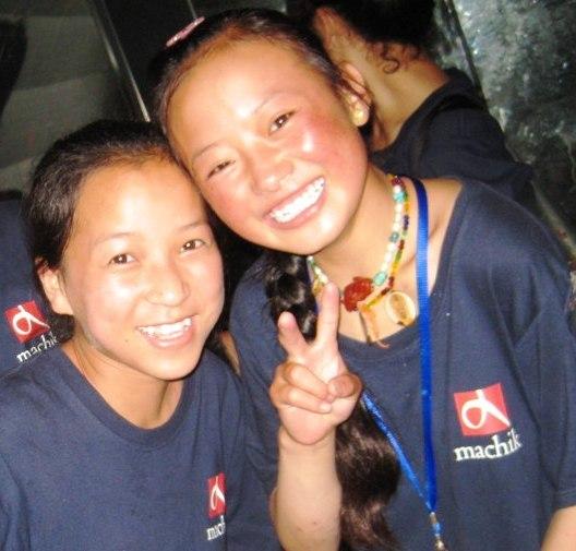 Students at the 2009 SEP