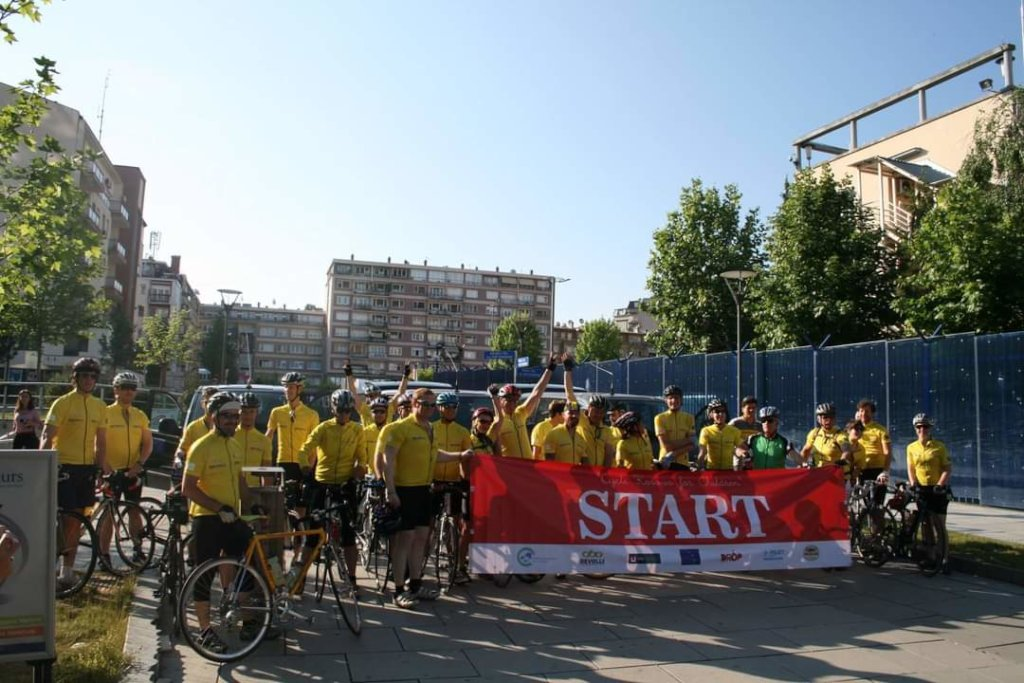 Cycle Kosovo for Children