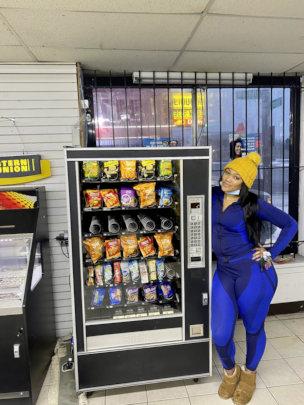 RAWS Healthy Vending Machines