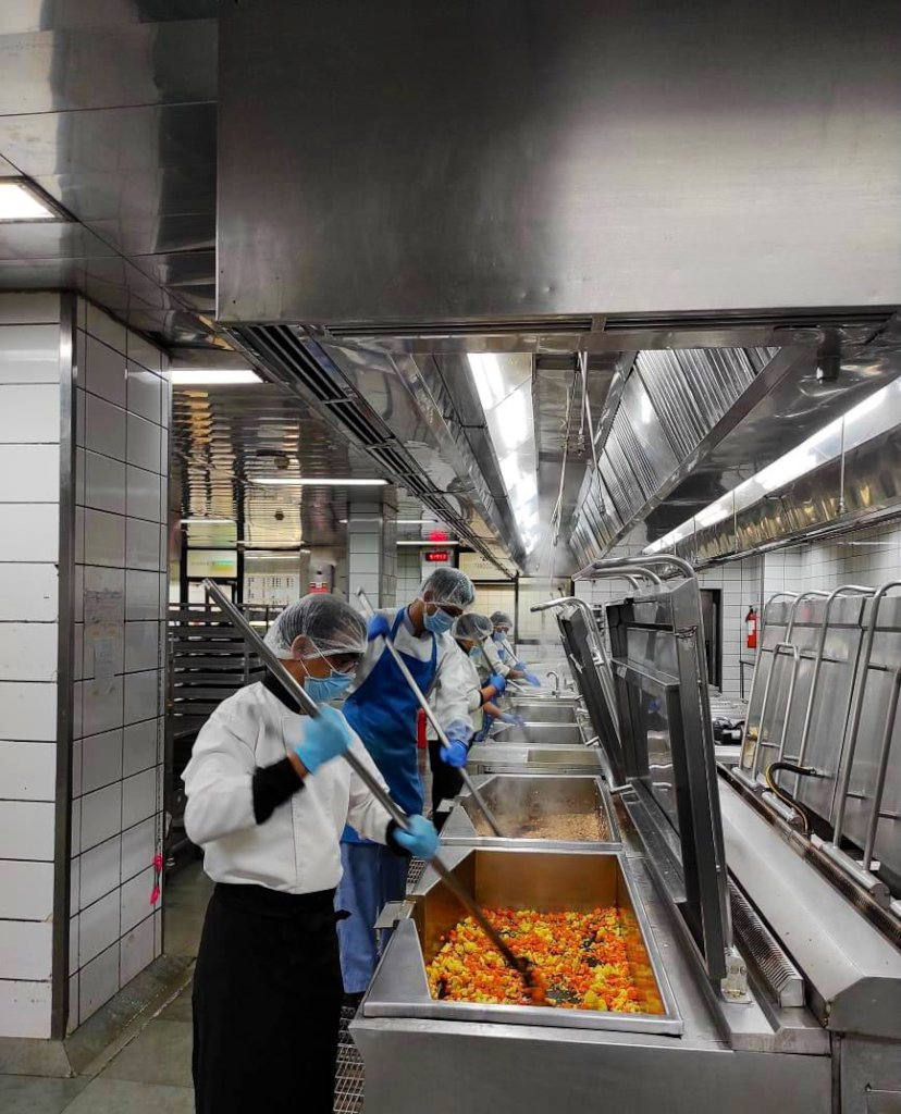 Donate To World Central Kitchen Inc