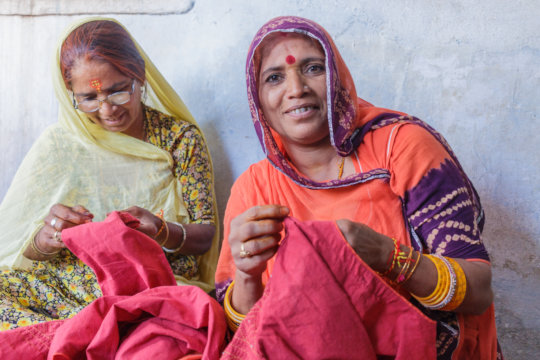 COVID Relief and Revival for Women Artisans, India