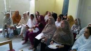 Next group of women ready to start training