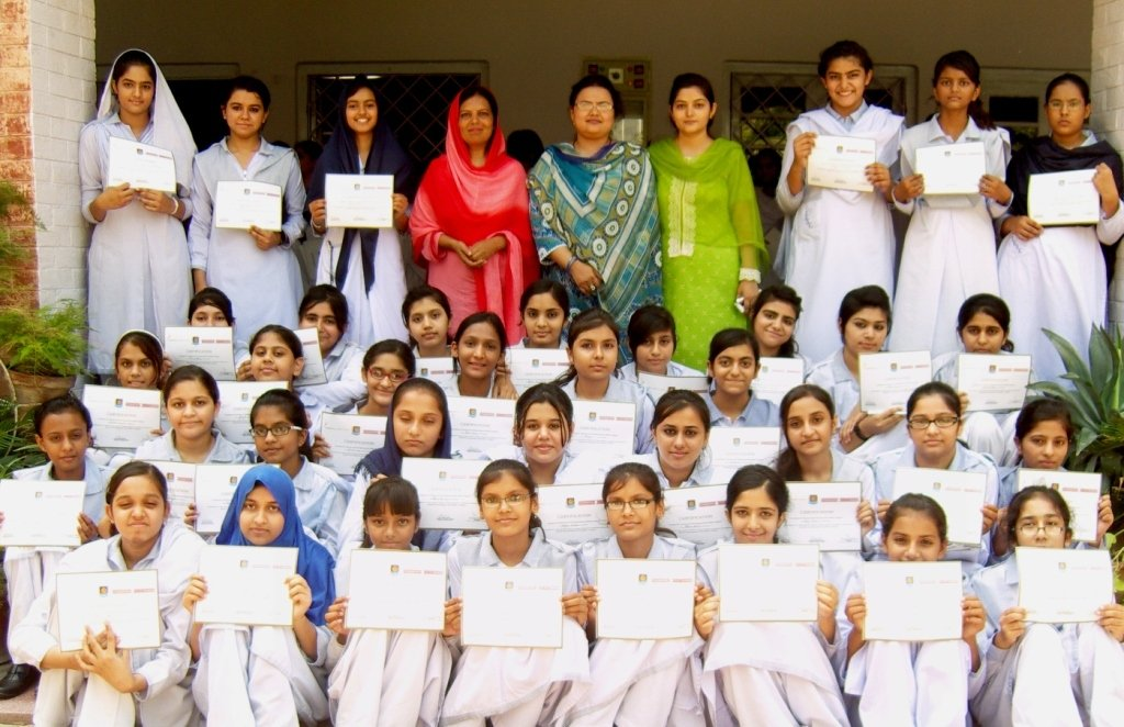 Vocational Training for 5,000 Women in Pakistan