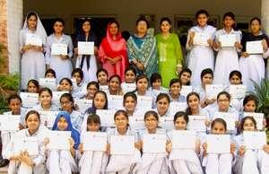 High School participants