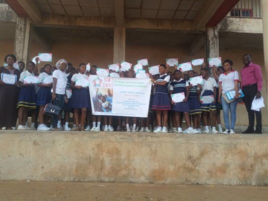 GIRL CHILD EDUCATIONAL EMPOWERMENT PROJECT (G-CEEP