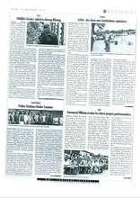 Police stations visit in the national press