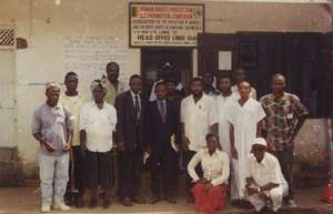 APWCR Volunteers