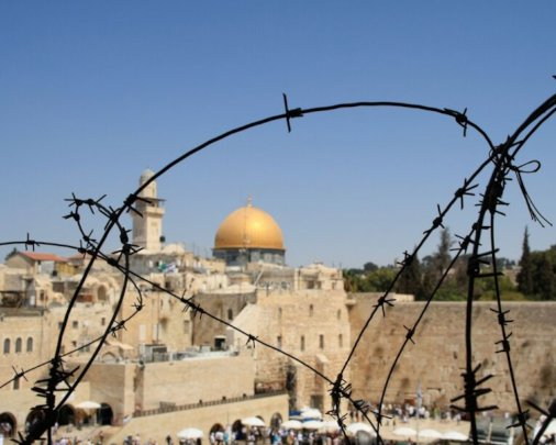 BUILD PEACE IN THE HOLY LAND