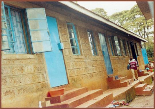 Halfway Home for Former Prisoners in Kenya