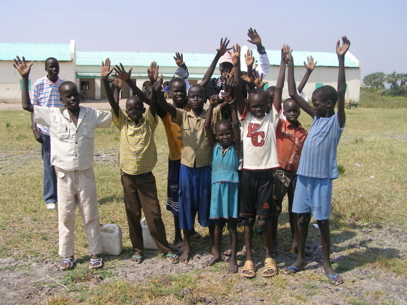 Build Classrooms for 2000 Children in South Sudan