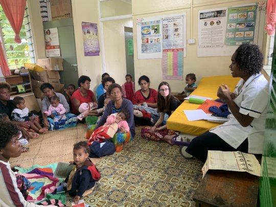 Public Health in Fiji