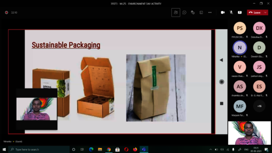 Paper bag making and benefits