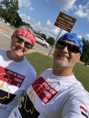 In VA, Gold Star family runs for their son Jesse