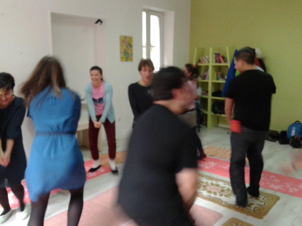 Laughing Yoga 6