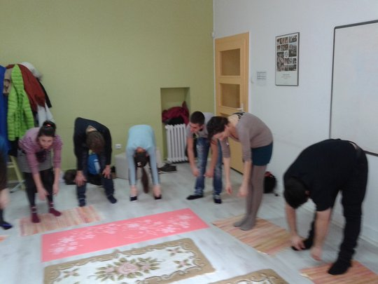 Laughing Yoga 7