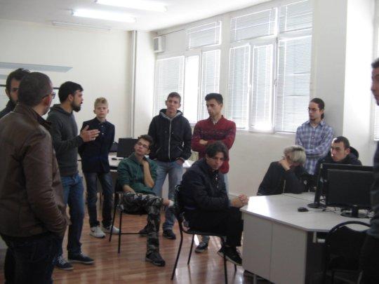 "Career workshop in 97 SU ""Miladinovi brothers"""