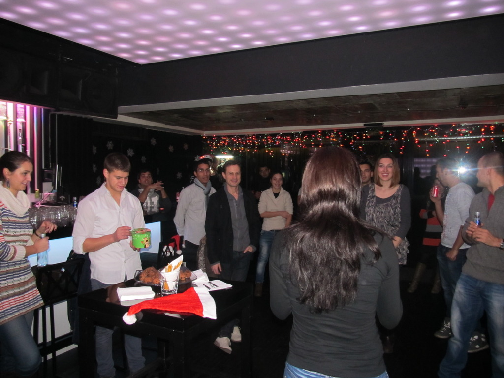 Christmas Party 1