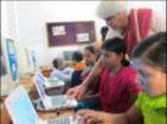 Classmate PCs for better education in India