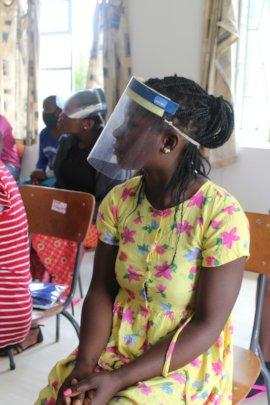 Training leaders in Zimbabwe's Deaf Community
