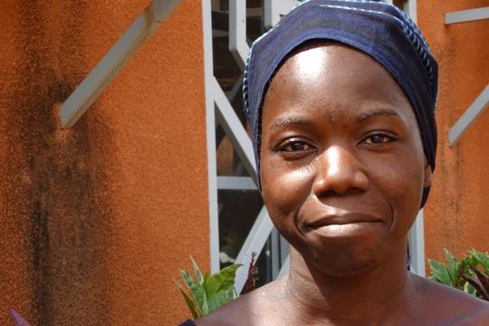 Mamounata, Primary School Teacher Trainee