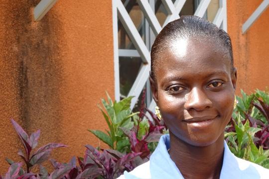 Edith, Primary School Teacher Trainee