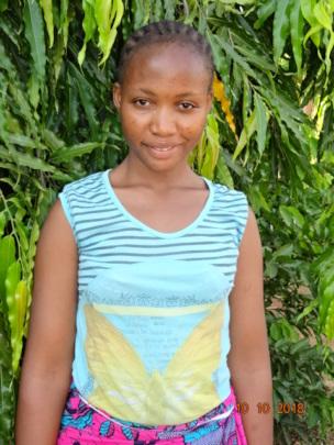 Alima, 2nd year teacher trainee
