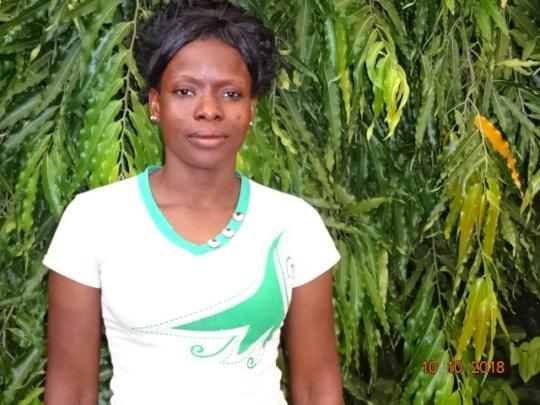 Emma, 2nd year teacher trainee