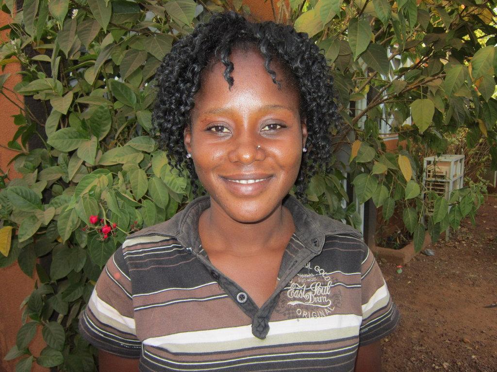 Savadogo Alimata, nursing training