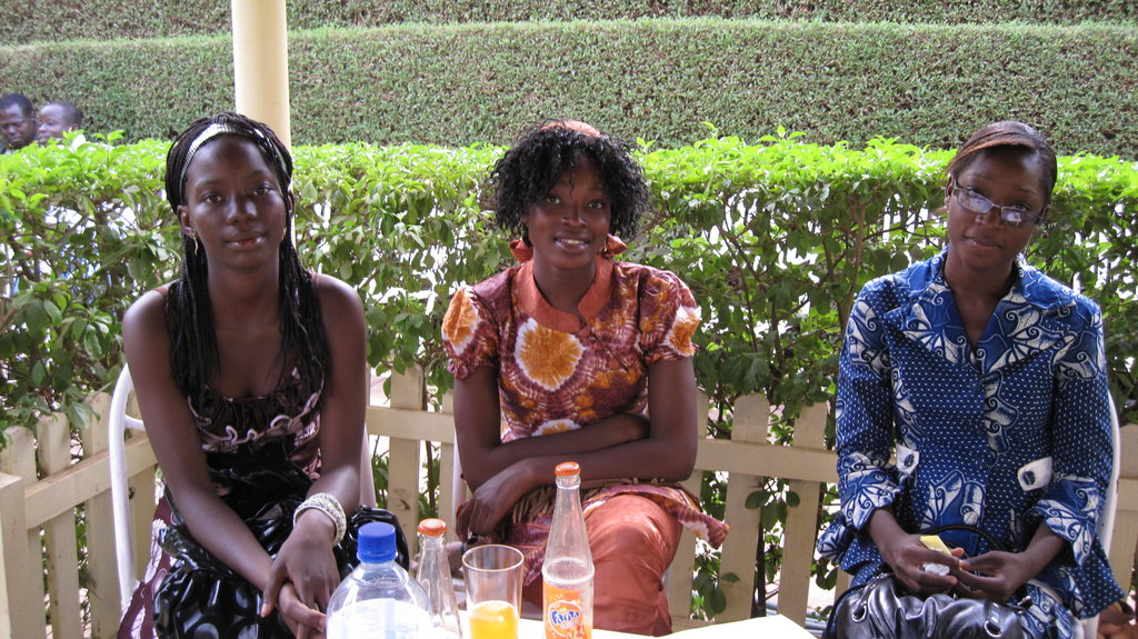 Post secondary Education for Girls in Burkina Faso