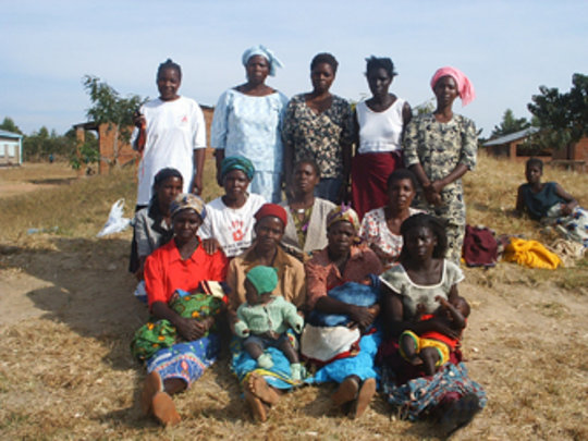Create a sustainable living for families in Malawi