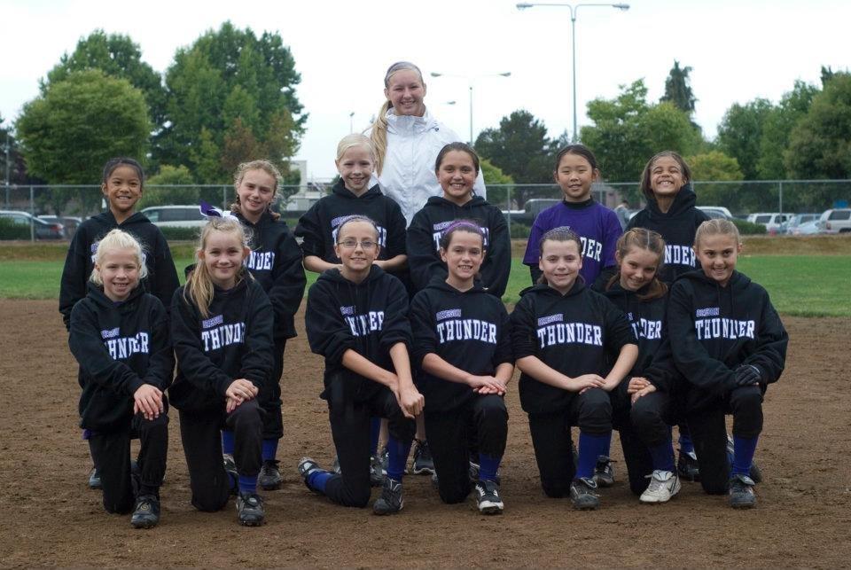 Team Photo with Coach