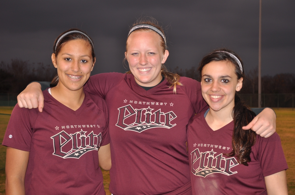 L to R-A Flores, M Spencer, S Meeuwsen