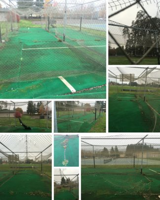 Current Hitting Facility