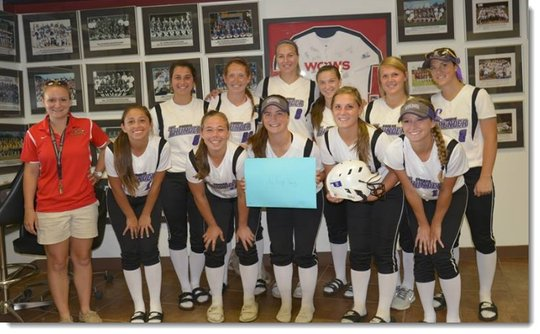 Oregon Thunder 96 at ASA Hall of Fame