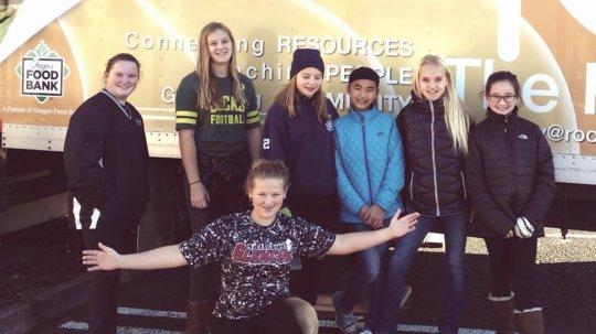 U10 Volunteers-Oregon Thunder