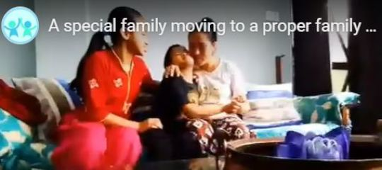 A new start, a family home
