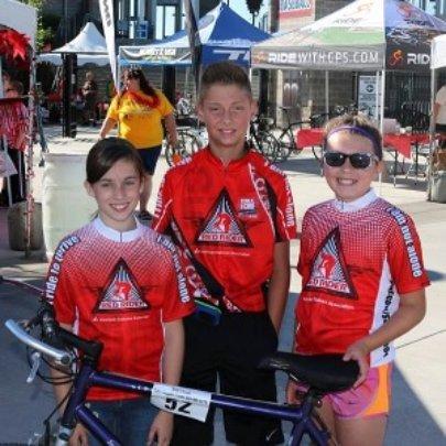 Red Riders - Paige, Blake & Makayla