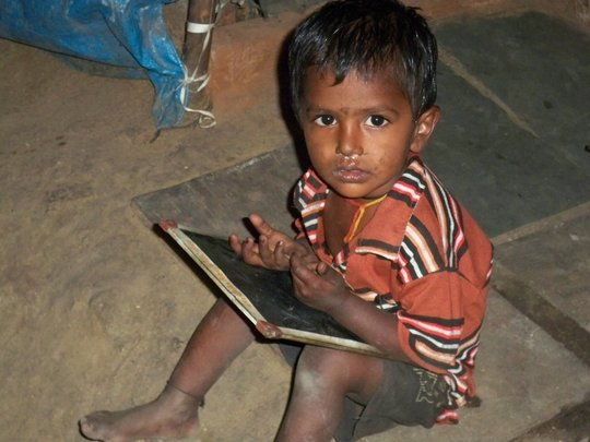 Educate 900 Children in Hyderabad slums