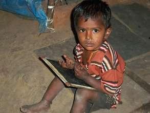 Educate 900 Children in Hyderabad slums