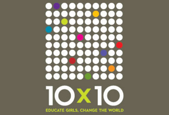10x10 the girls education project globalgiving