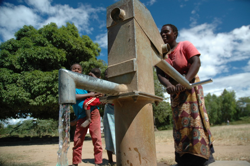 Improving Access to Clean Water in Malawi
