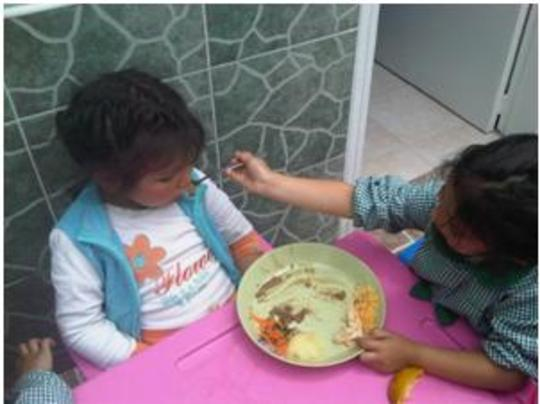 Help Colombian Children with Chronic Malnutrition