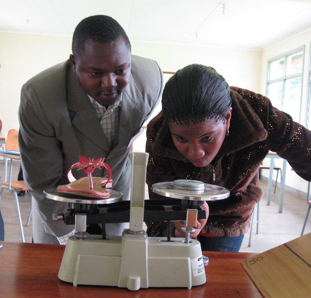 Teachers at TIA Workshop