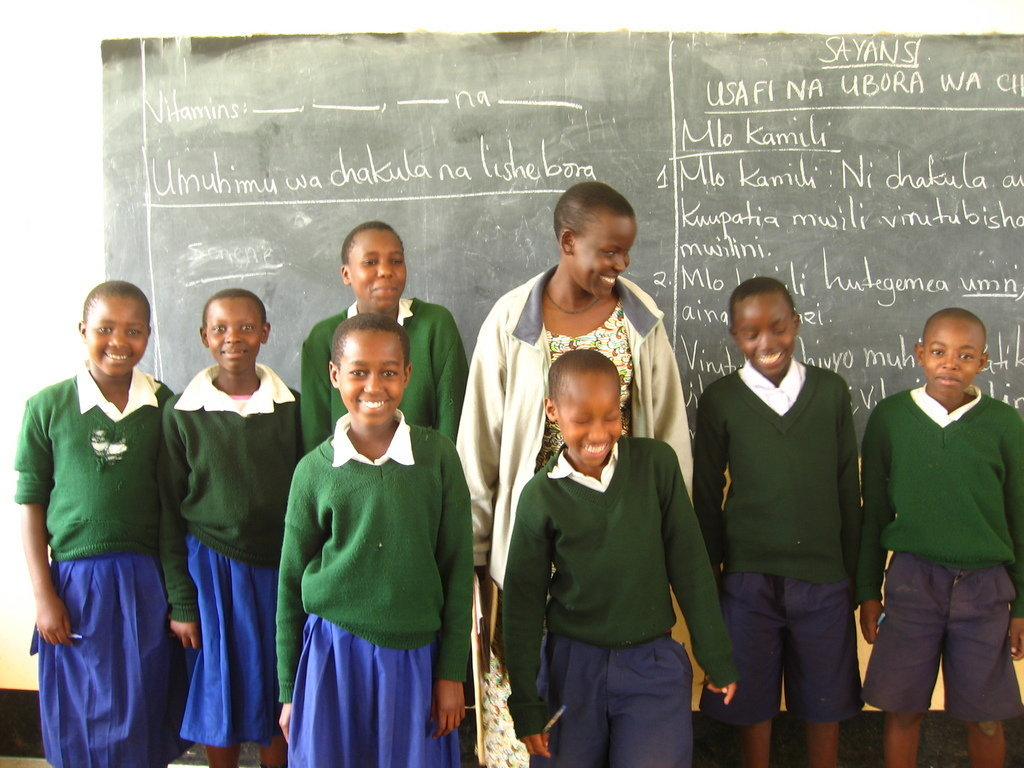 University Scholarships for Tanzanian Girls