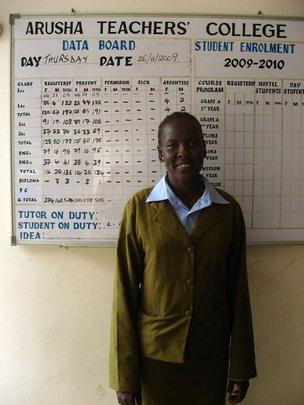 Teacher in Training
