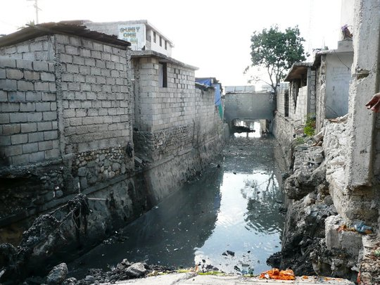 Help Provide Sanitation for Haiti