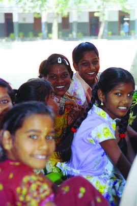 Rescue 2000 women and girls from forced labour