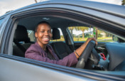 Enable 40 African womxn become rideshare drivers