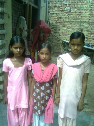 Three of 46 girls to recently return to school