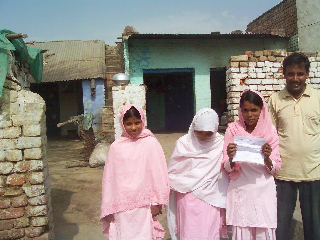Farana, Anjum and Imrana